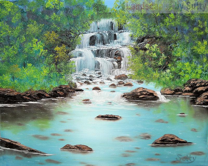 35 Bald River Falls, TN
