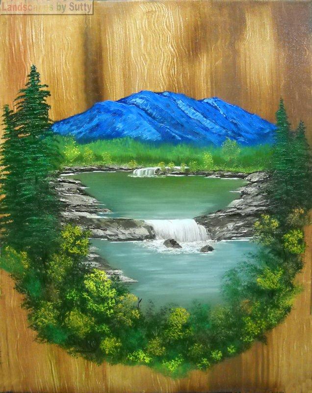 37 Blue Mountain River