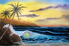 29 Tropical Seascape