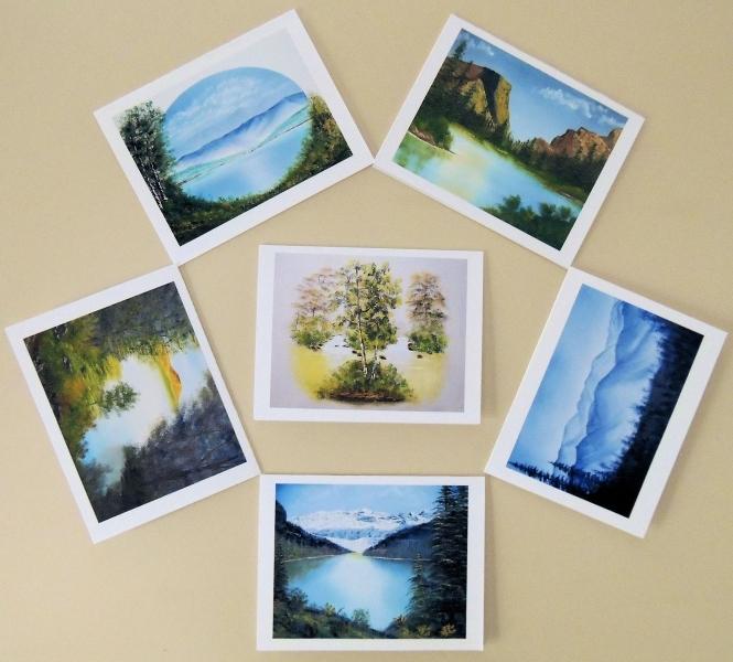 Assorted Landscape Cards