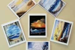 Assorted Seascape C ards