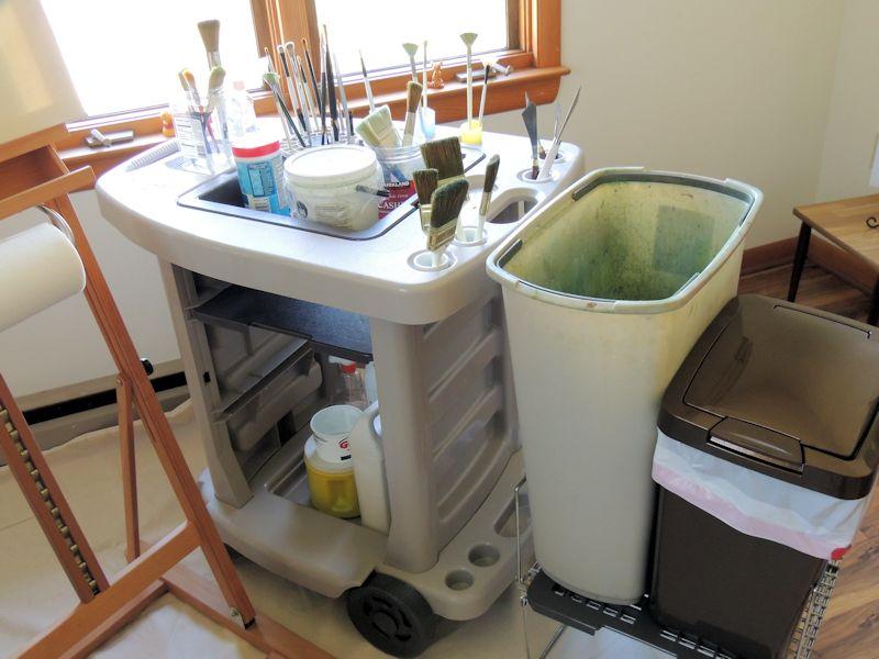 2 Studio Cart
