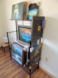 8 Studio Storage